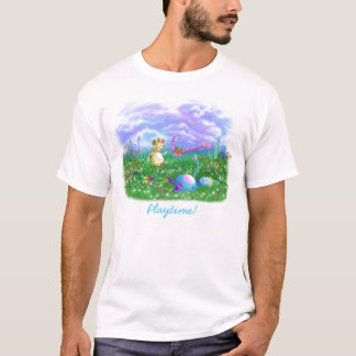 Play Time at Twisty Twicks Garden! T-Shirt