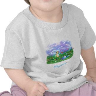 Play Time at Twisty Twicks Garden! T Shirt