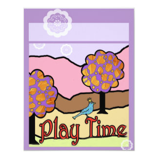 Play Time Card