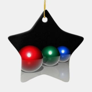 Play Time Ceramic Ornament