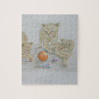 Play time jigsaw puzzle