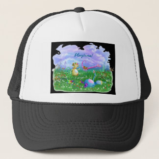 Play Time! Trucker Hat