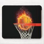 PLAY TO WIN Basketball Mousepad