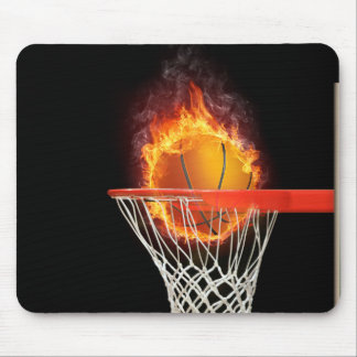 PLAY TO WIN Basketball   Sport Gif Mouse Pad