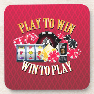 Play To Win Coasters Options