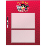 Play To Win Dry-Erase Board Options