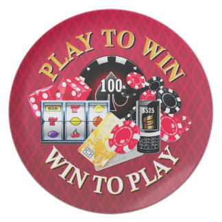 Play To Win Plates Options