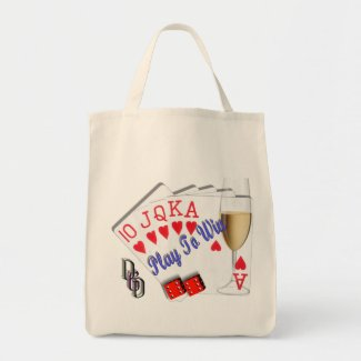 Play to Win Tote Bag