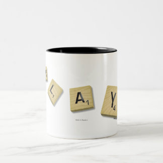 PLAY Two-Tone COFFEE MUG