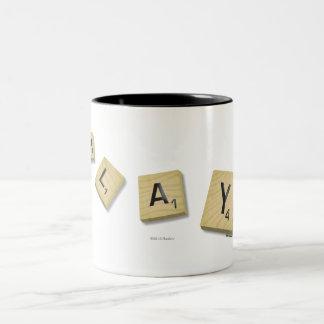 PLAY Two-Tone COFFEE MUG