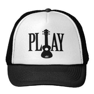 PLAY Ukulele Trucker Hat
