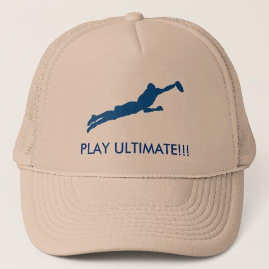 Play Ultimate Trucker Hat