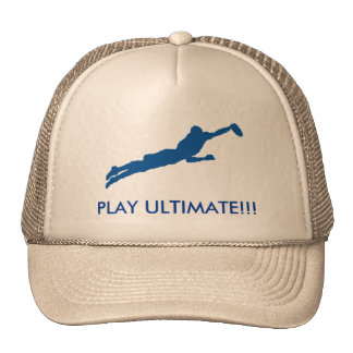 Play Ultimate Trucker Hat