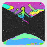 Play Until You Dream: To The Stars Sticker