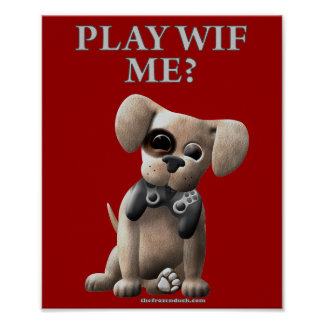 Play Wif Me Poster