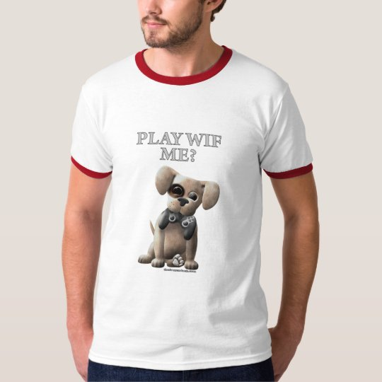 Play Wif Me T-Shirt