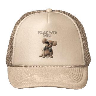 Play Wif Me Trucker Hat