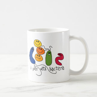 Play with Bacteria Coffee Mug