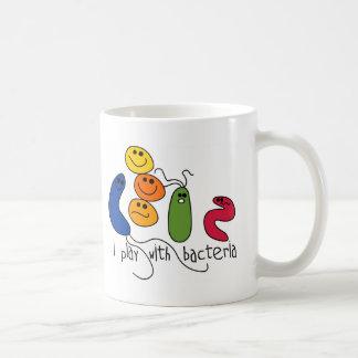Play with Bacteria Coffee Mugs