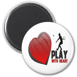 PLAY WITH HEART PRODUCTS MAGNETS