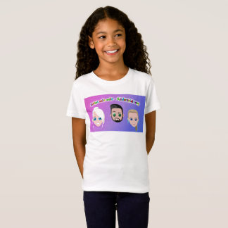 Play with me children's toys T-shirt girl