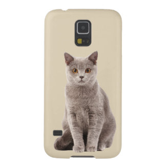 Play with me? Cute cat Galaxy S5 Case