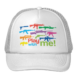 Play with me! - hat
