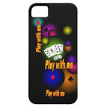 Play with ME iPhone 5 Case