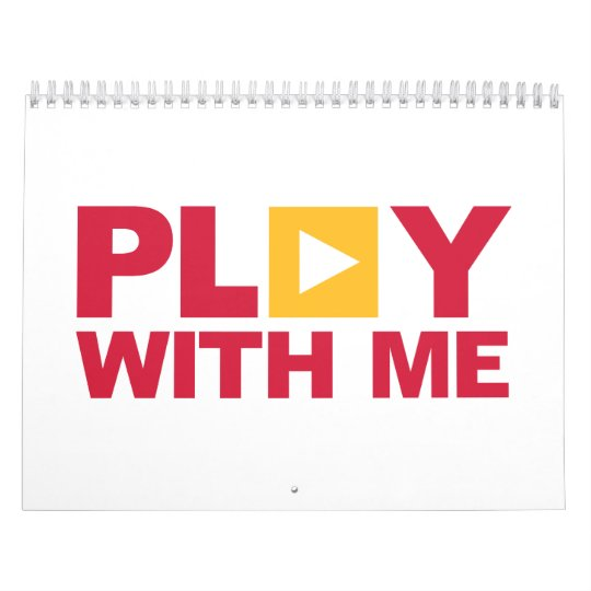 Play with me music calendar