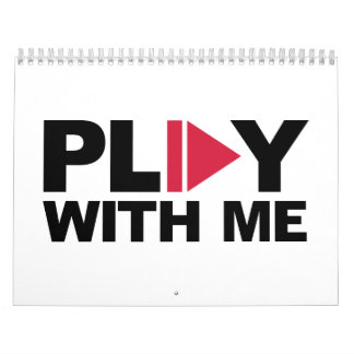 Play with me music calendar