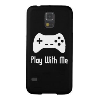 Play With Me Video Game Case For Galaxy S5