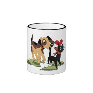 Play with You! Ringer Coffee Mug