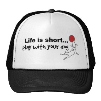 Play with Your Dog Trucker Hat