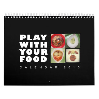 Play With Your Food Calendar