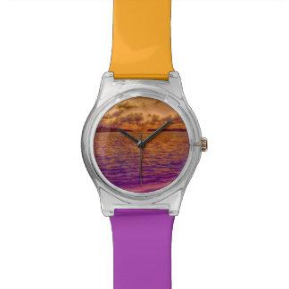 Playa 18 reloj de mano