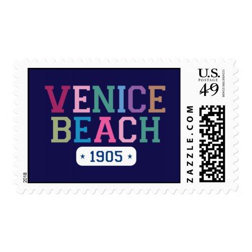 Playa 1905 de Venecia Sellos