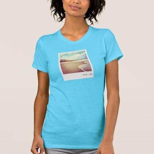 Playa 1983 de Bali Camisetas