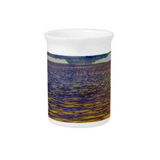 Playa 19 jarra de beber