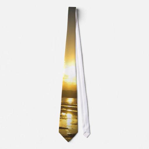 Playa 1 corbata personalizada