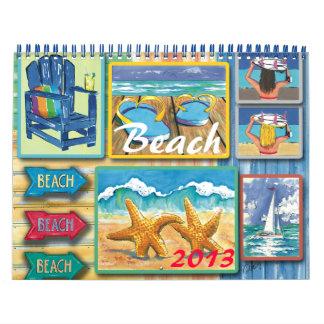 Playa 2013 - Calendario