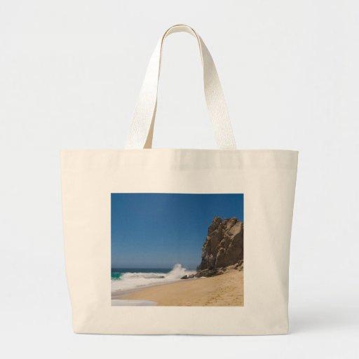 Playa 23 de Cabo San Lucas Bolsa Tela Grande