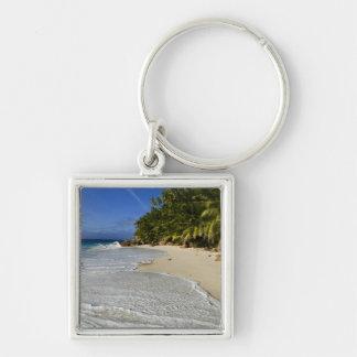 Playa 2 de Anse Victorin Llavero Personalizado