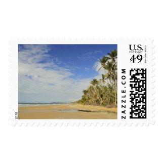 Playa 2 de la misión timbres postales