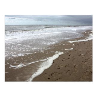 Playa aan holandesa 02 de Egmond Zee Postales