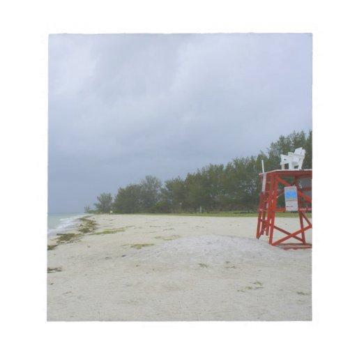 Playa abandonada blocs