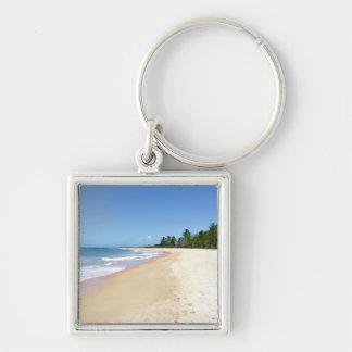 Playa abandonada llaveros