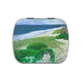 Playa-Amagansett atlántica Frascos De Caramelos