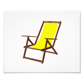 playa amarilla chair png de la tela fotografías