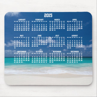 Playa anual de encargo 2015 de Mousepads del Alfombrilla De Raton