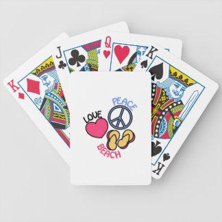 Playa Baraja Cartas De Poker